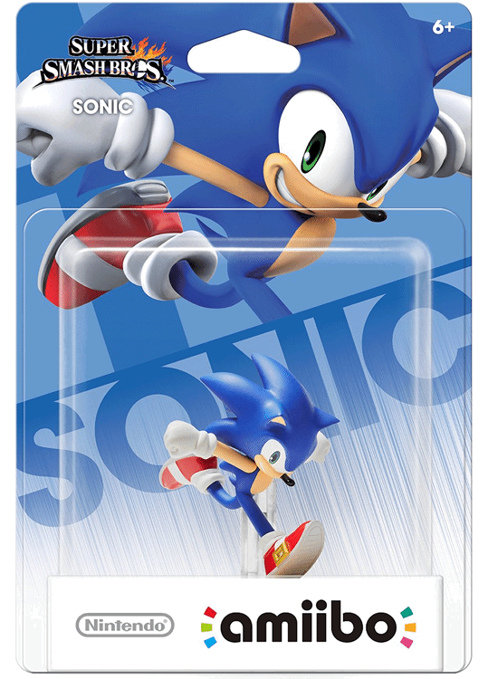 Target Sonic Toys : Super smash bros wave